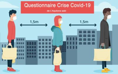 Questionnaire en ligne crise Covid-19 : les enjeux démocratiques