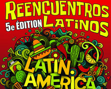 Reencuentros Latinos 5e édition